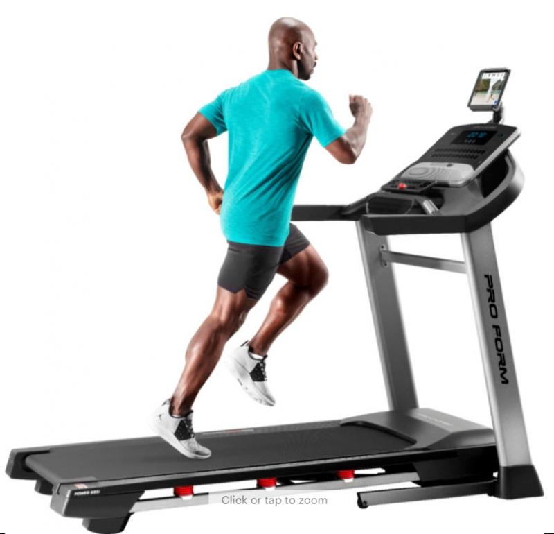 ihocon: ProForm SMART Power 995i Treadmill 跑步機