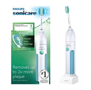 ihocon: Philips Sonicare Essence Sonic Rechargeable Toothbrush, White 飛利浦電動牙刷