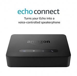 Amazon Alexa-Enabled Echo Connect $17.99(原價$34.99)