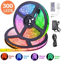 ihocon: ESEYE IP65 Waterproof Flexible LED Strip Lights 32.8 ft,  Self Adhesive Multicolor 防水自黏彩色燈條