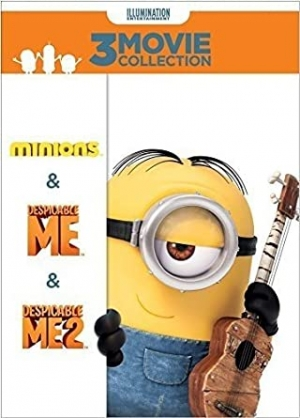 ihocon: Despicable Me Collection: (Minions / Despicable Me / Despicable Me 2) 三片合集-DVD