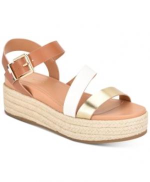 ihocon: Tommy Hilfiger Women's Marri Flatform Sandals女士涼鞋 - 多色可選