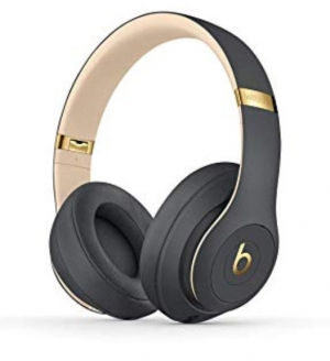 ihocon: Beats Studio3 Wireless Noise Cancelling On-Ear Headphones (Shadow Gray)無線降噪耳機
