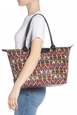 ihocon: Longchamp Le Pliage - Ikat Large Shoulder Tote 大號肩背包 - 3色可選