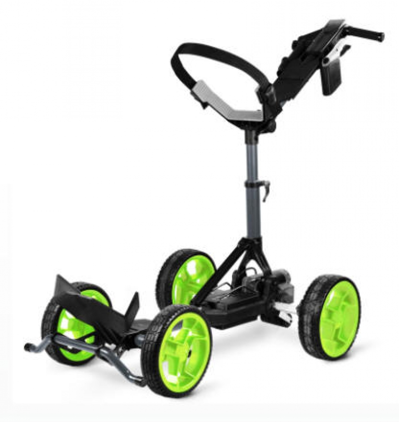 ihocon: 2021 Sun Mountain RC1 Remote Lithium Golf Push Cart 無線遙控高爾夫球車