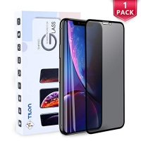 ihocon: TILON Privacy Screen Protector Compatible for iPhone XR/11, (1 Pack) 隱私螢幕保護膜1片