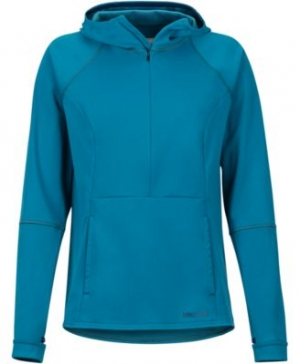 ihocon: Marmot Women's Zenyatta Hooded Water-Repellent Active Rain Jacket 女士防潑水連帽衫-多色可選