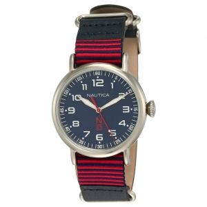 ihocon: Nautica Wakeland Unisex Watch  中性手錶(男,女均適用)
