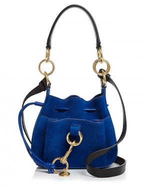 ihocon: See by Chloe Tony Small Leather & Suede Shoulder Bag 包包