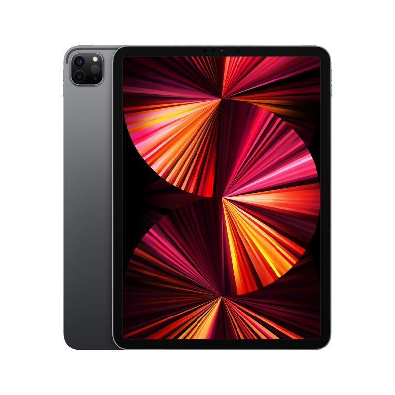 ihocon: [2021新款] Apple 11-inch iPad Pro Wi-Fi 128GB - Space Gray