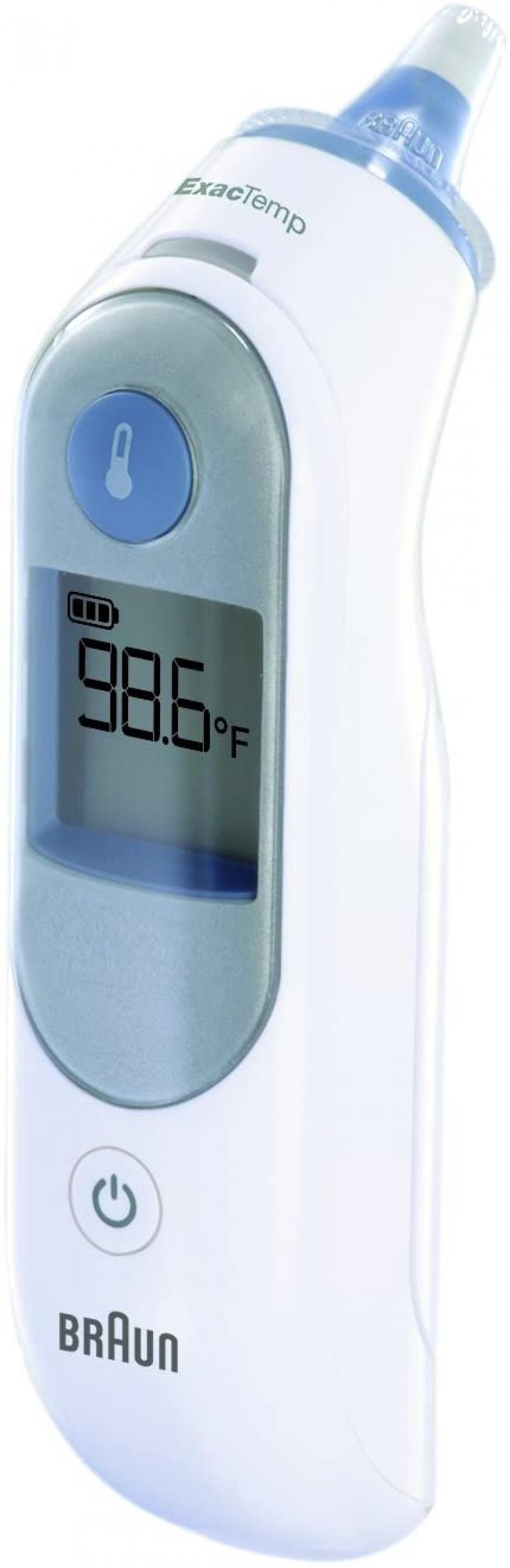 ihocon: Braun ThermoScan 5 IRT6500  Digital Ear Thermometer耳溫計