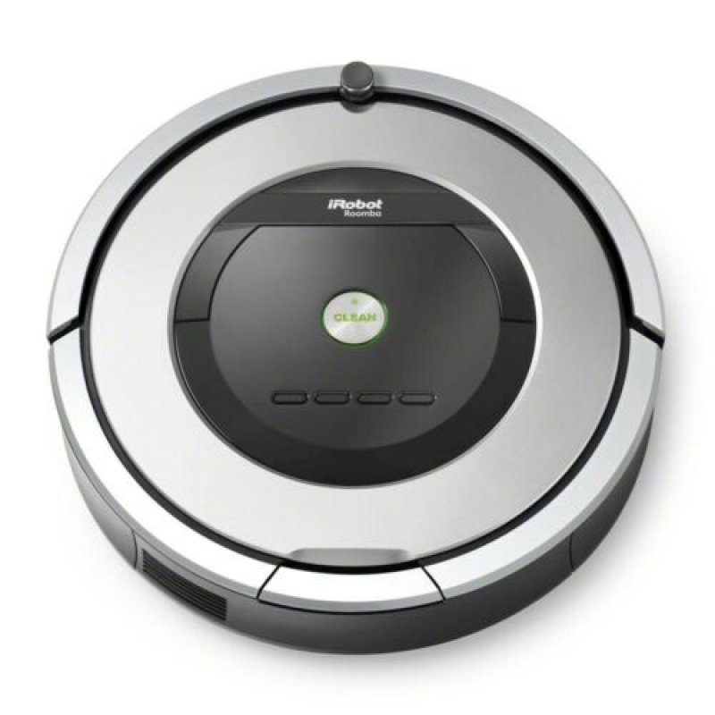 ihocon: [原廠翻新機] iRobot Roomba 860 Vacuum Cleaning Robot (Manufacturer Certified Refurbished)