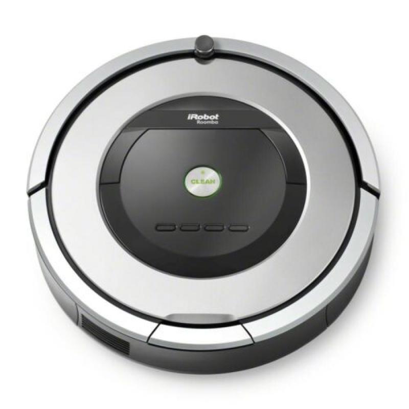 ihocon: [原廠翻新機] iRobot Roomba 860 Vacuum Cleaning Robot (Manufacturer Certified Refurbished)