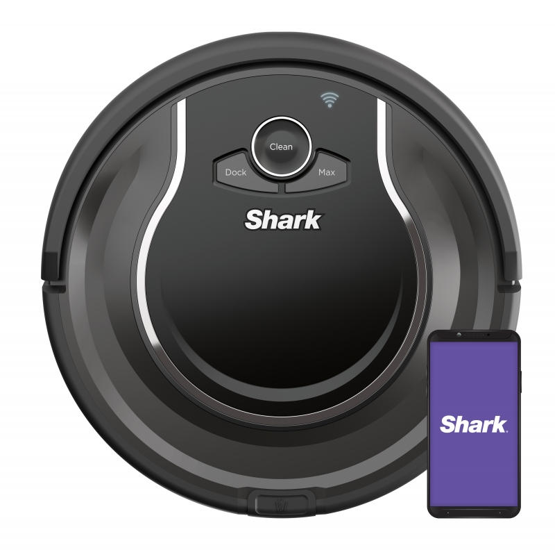ihocon: Shark ION™ Robot Vacuum, Wi Fi Connected, Works with Google Assistant智能吸地機器人