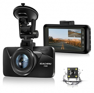 ihocon: Eachpai 1080P Front and Rear Camera Dash Cam 雙鏡頭行車記錄器