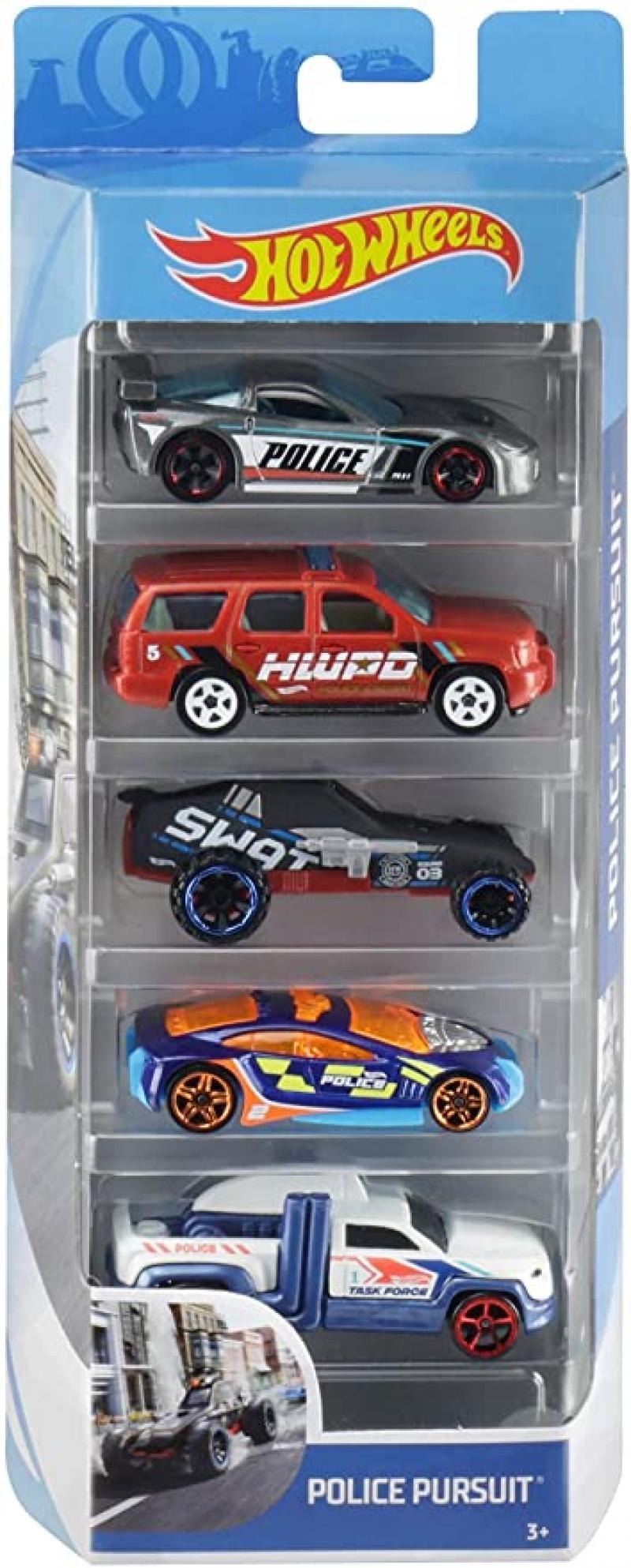 ihocon: Hot Wheels 5-Pack 小汽車