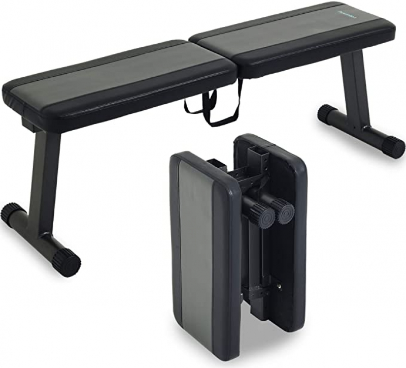 ihocon: Prevention Flat Foldable Weight Bench 折疊式健身凳