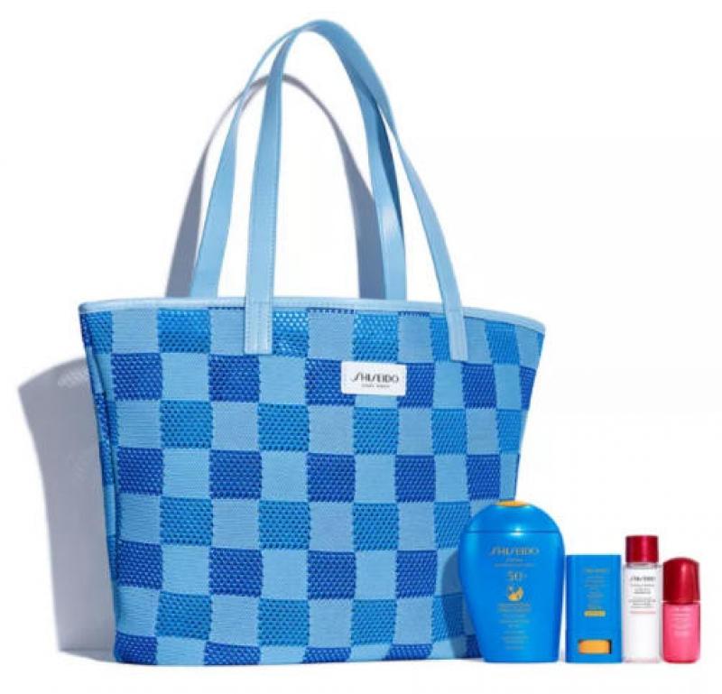 ihocon: Shiseido SPF Play and Protect Set of 4 資生堂防曬套裝