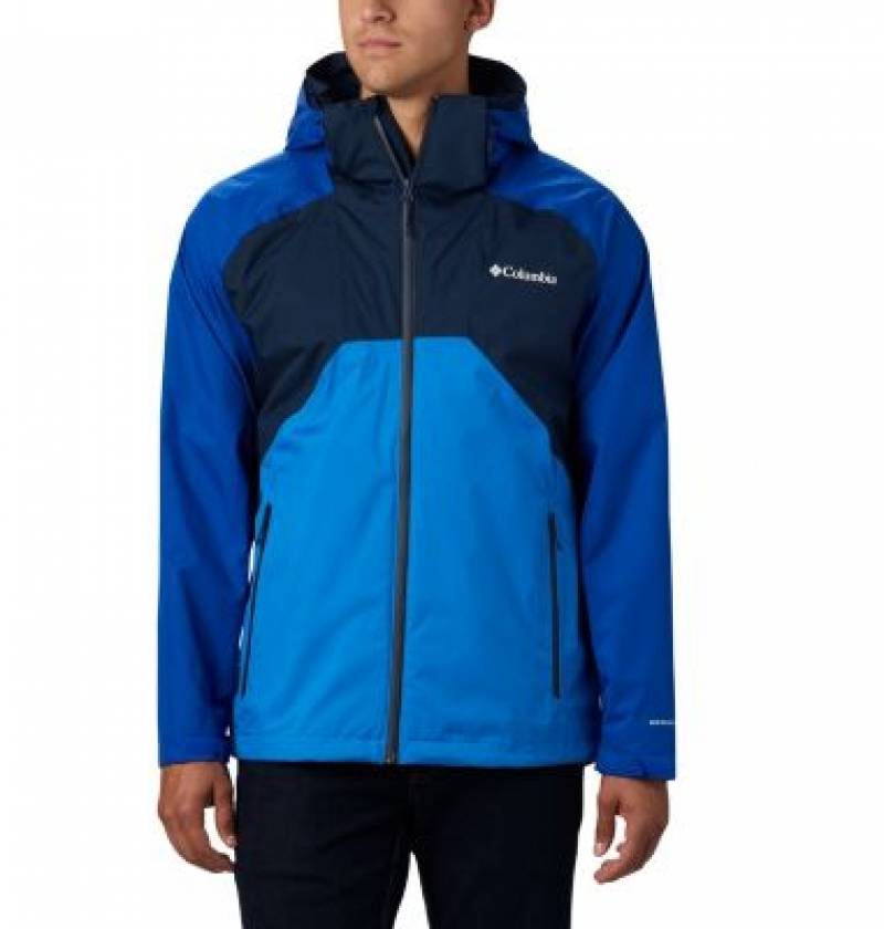 ihocon: Columbia Men's Rain Scape Jacket 男士防水夾克-多色可選