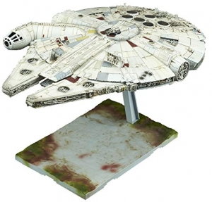 ihocon: Bandai Hobby 1/144 Millennium Falcon Star Wars: The Last Jedi   星球大戰千年鷹