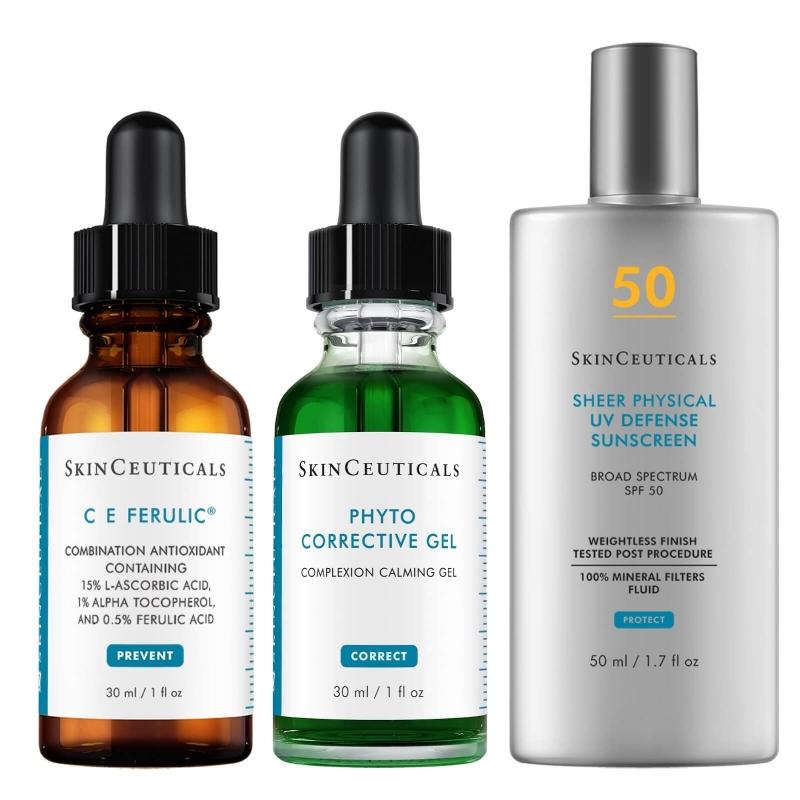 ihocon: SkinCeuticals Vitamin C and Mineral Sunscreen Kit維他命C及礦物性防曬乳套裝