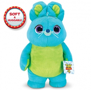ihocon: Toy Story Disney Pixar 4 Bunny Huggable Plush 迪士尼玩具總動員絨毛玩偶
