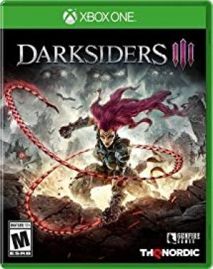 ihocon: Xbox One遊戲 - Darksiders III