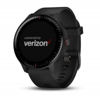 ihocon: Garmin vivoactive 3 Music Verizon Connected GPS Smartwatch with Music Storage and Playback