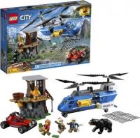 ihocon: LEGO City Police Mountain Arrest 60173