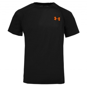 ihocon: Under Armour Boy's UA Tech Small Left Chest Logo S/S T-Shirt 男童短袖衫