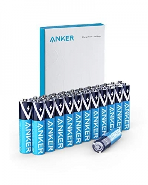 ihocon: Anker Alkaline AAA Batteries(24-Pack) 鹼性電池