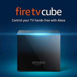 ihocon: Amazon Fire TV Cube, hands-free with Alexa and 4K Ultra HD, streaming media player