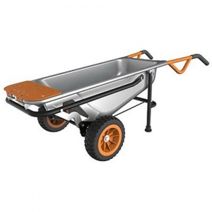 ihocon: WORX WG050 Aerocart 8-in-1 All-Purpose Wheelbarrow 8合1多功能手推車