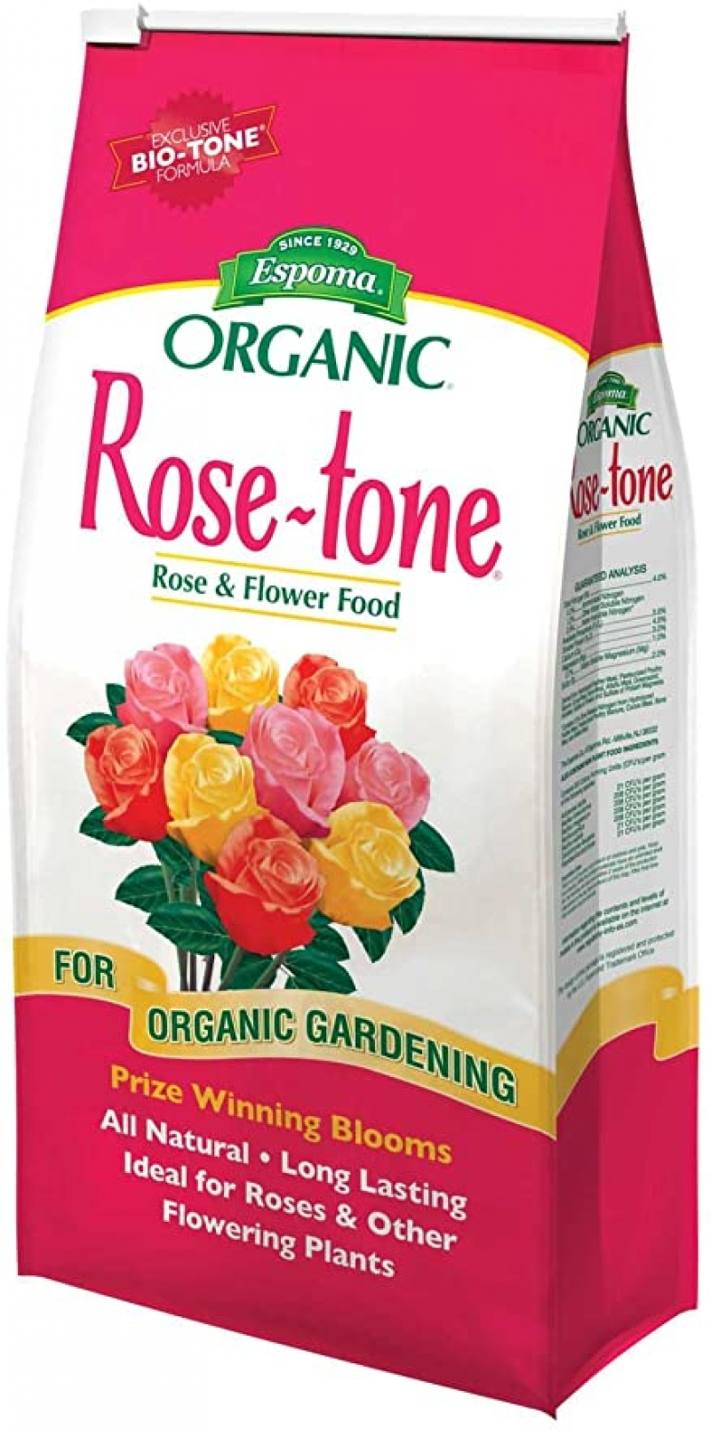 ihocon: Espoma RT8 8-Pound Rose-Tone Plant Food  玫瑰肥料