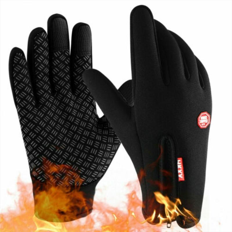 ihocon: Thermal Windproof Waterproof Winter Gloves Touch Screen 觸控螢幕防水手套