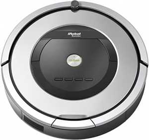 ihocon: (Renewed) iRobot Roomba 860 Robotic Vacuum with Virtual Wall Barrier and Scheduling Feature