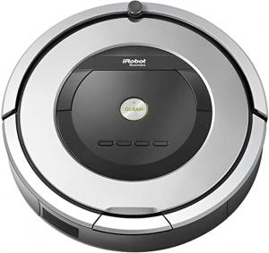 [Amazon今日特賣] iRobot Roomba 860吸地機器人(翻新機) $199.99免運(原價$279.99)