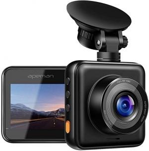 ihocon: APEMAN Mini Dash Cam 1080P Full HD Dash Camera 迷你行車記錄儀