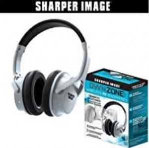 [今日特賣] Sharper Image 無線電視耳機 $37.99(原價$59.99)