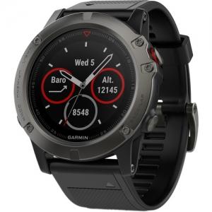 Garmin fenix 5X Sapphire藍寶石智能GPS運動錶 $359.99(原價$599.99)