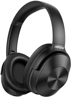 ihocon: Mpow H12 Over-Ear Bluetooth Headphones 藍牙無線降噪耳機