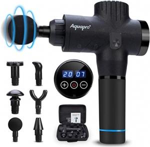 ihocon: Aquapro 20 Speeds Deep Tissue Percussion Massager Gun 深層按摩槍