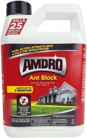 ihocon: Amdro Ant Block Granule, 24 Ounce 螞蟻藥(防蟻藥)