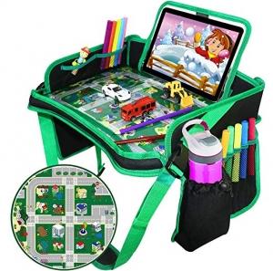 ZALALOVA兒童防水汽車遊戲桌 $14.79免運(原價$27.99)