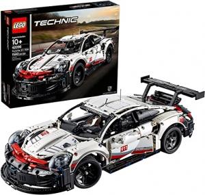 ihocon: LEGO Technic Porsche 911 RSR 42096 Race Car Building Set (1,580 Pieces)