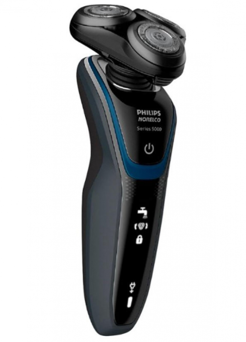ihocon: Philips Norelco 5300 Wet/Dry Electric Shaver 乾濕兩用電動刮鬍刀