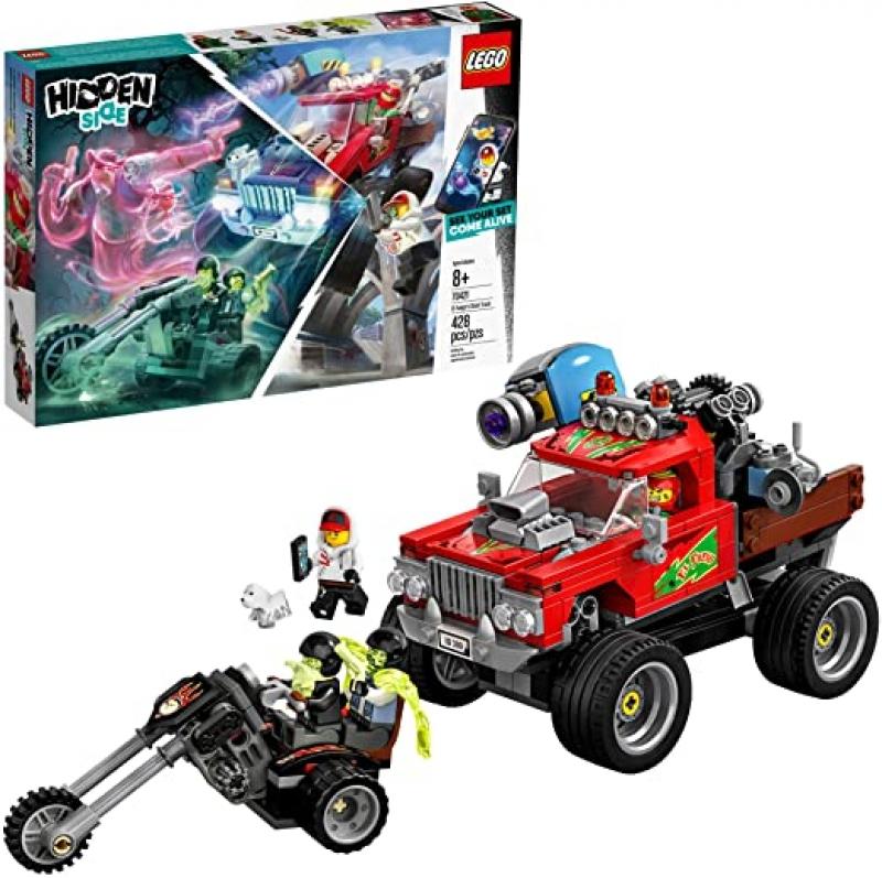 ihocon: LEGO Hidden Side El Fuego's Stunt Truck 70421 Building Kit (428 Pieces)