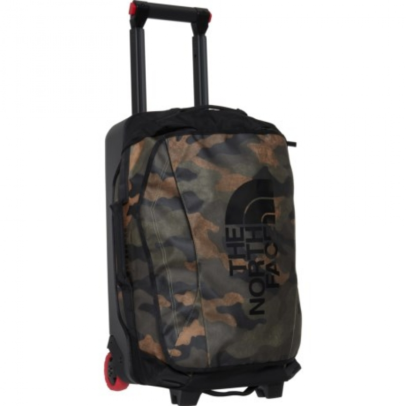 "ihocon: The North Face 22"" Rolling Thunder Carry-On Rolling Suitcase 拉桿手提箱"