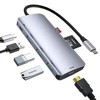 ihocon: Vilcome 7-in-1 USB C Hub