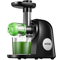 ihocon: Aicok Slow Masticating Juicer Extractor慢磨榨汁機